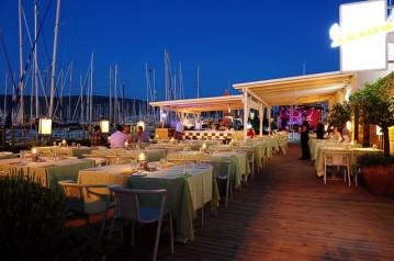 Vespa-Restaurant